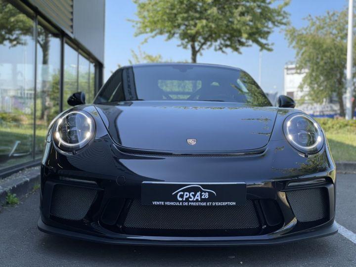 Porsche 991 gt3 4.0 noire  - 4
