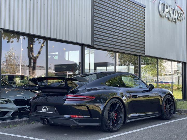 Porsche 991 gt3 4.0 noire  - 5