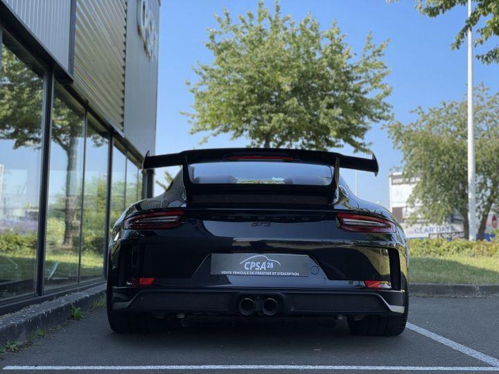 Porsche 991 gt3 4.0 noire  - 7