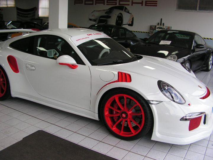 Porsche 991 GT3 RS Blanche - 1