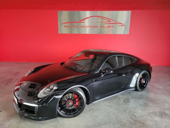 Porsche 991 GTS Noir - 1