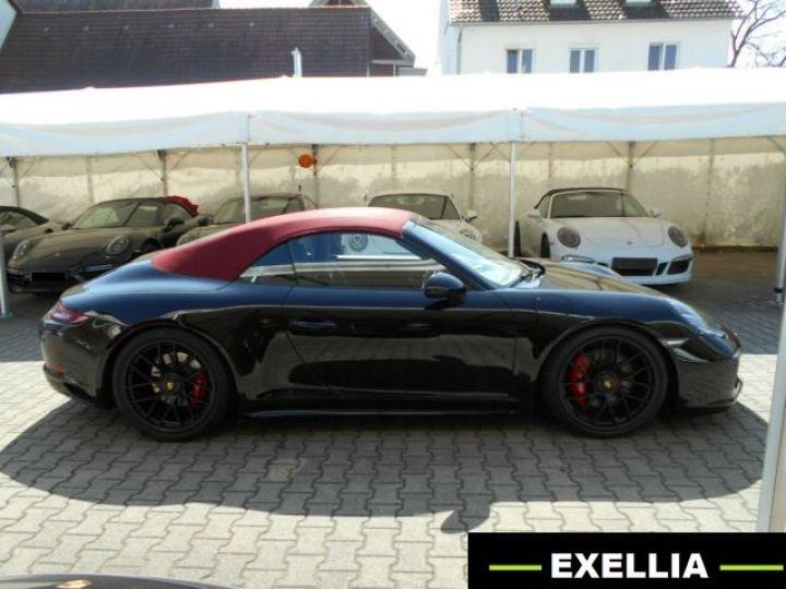 Porsche 991 GTS CABRIOLET PDK  NOIR Occasion - 7