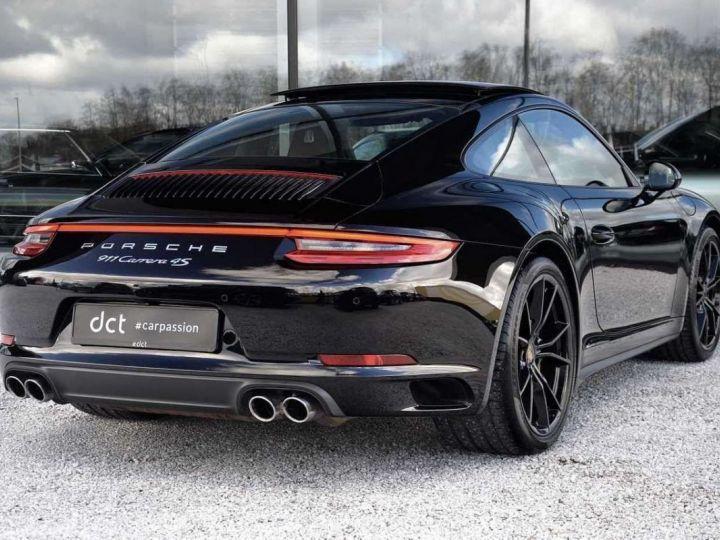 Porsche 991 Porsche 991 4S PCCB 420 CV/FEINS CERAMIQUE/ GARANTIE 12 MOIS Noir - 2