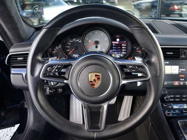 Porsche 991 Porsche 991 4S PCCB 420 CV/FEINS CERAMIQUE/ GARANTIE 12 MOIS Noir - 3