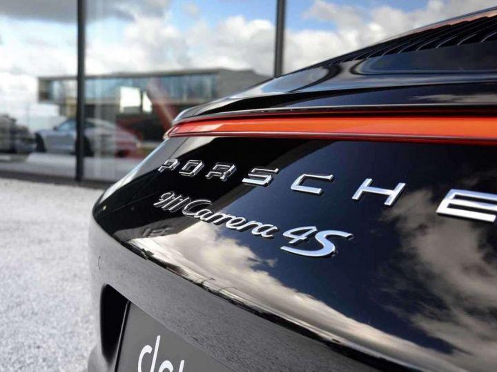 Porsche 991 Porsche 991 4S PCCB 420 CV/FEINS CERAMIQUE/ GARANTIE 12 MOIS Noir - 5