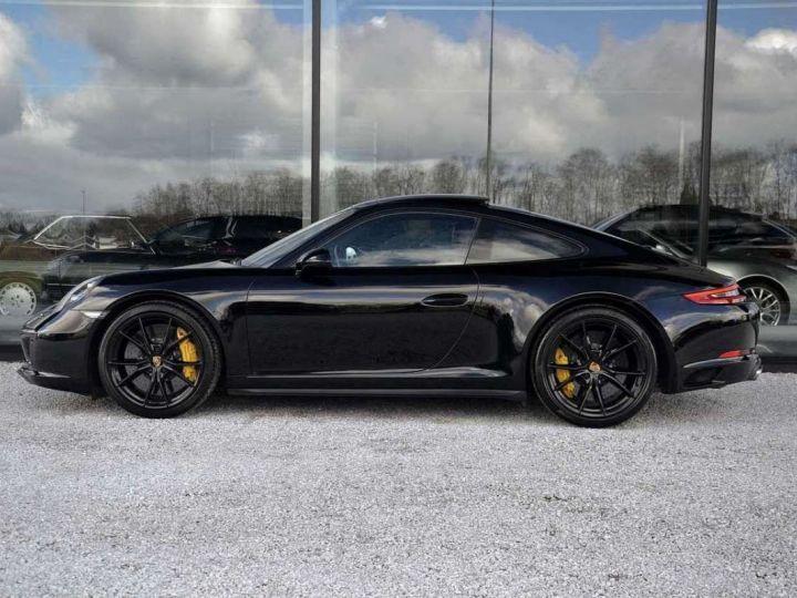 Porsche 991 Porsche 991 4S PCCB 420 CV/FEINS CERAMIQUE/ GARANTIE 12 MOIS Noir - 6