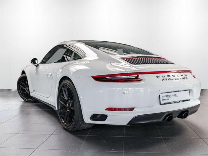 Porsche 991 Porsche 991 (911) Carrera 4 GTS   Essieu avant relevable blanc - 4