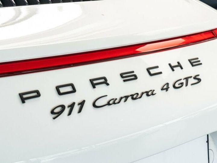 Porsche 991 Porsche 991 (911) Carrera 4 GTS   Essieu avant relevable blanc - 12