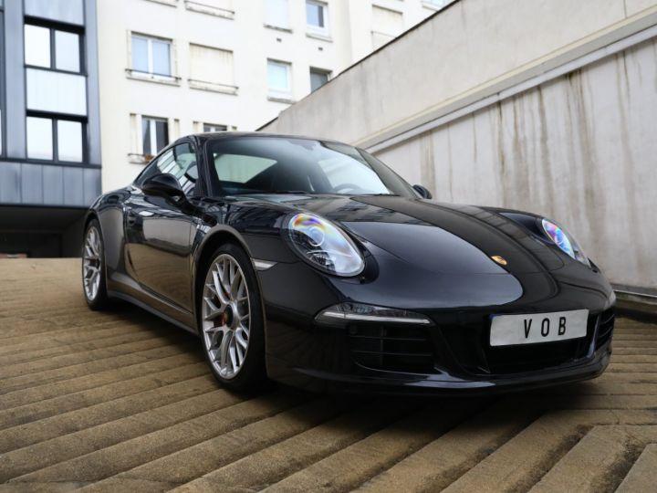 Porsche 991 PORSCHE 991 CARRERA 4 GTS 3.8 430CV /PDK /PANO / ETAT NEUF 8500 KMS Noir - 5