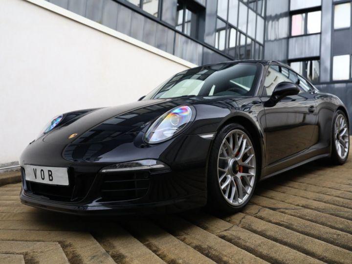 Porsche 991 PORSCHE 991 CARRERA 4 GTS 3.8 430CV /PDK /PANO / ETAT NEUF 8500 KMS Noir - 1
