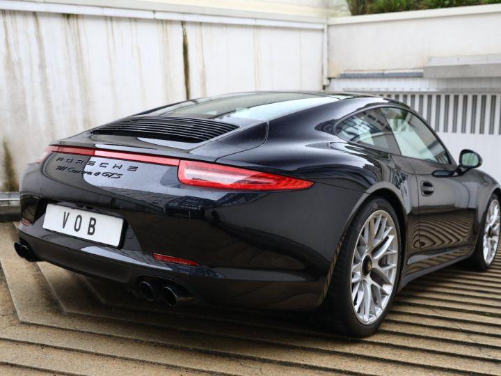 Porsche 991 PORSCHE 991 CARRERA 4 GTS 3.8 430CV /PDK /PANO / ETAT NEUF 8500 KMS Noir - 8