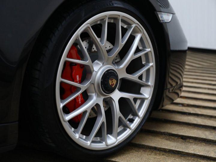 Porsche 991 PORSCHE 991 CARRERA 4 GTS 3.8 430CV /PDK /PANO / ETAT NEUF 8500 KMS Noir - 12