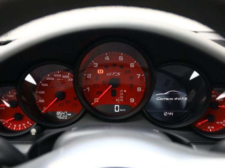 Porsche 991 PORSCHE 991 CARRERA 4 GTS 3.8 430CV /PDK /PANO / ETAT NEUF 8500 KMS Noir - 27