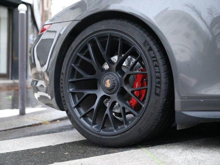 Porsche 991 PORSCHE 991 CARRERA 4 GTS 430CV PDK 27000KMS Gris Quartz - 2