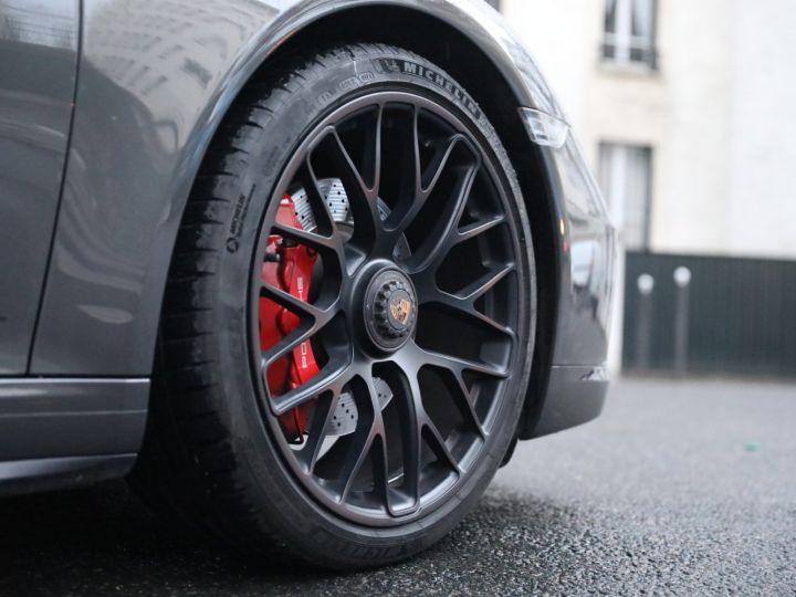 Porsche 991 PORSCHE 991 CARRERA 4 GTS 430CV PDK 27000KMS Gris Quartz - 3