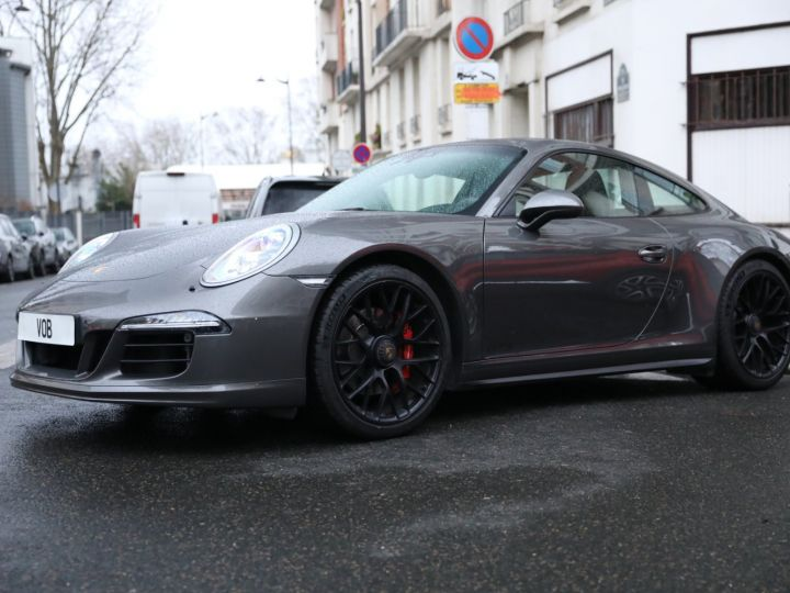 Porsche 991 PORSCHE 991 CARRERA 4 GTS 430CV PDK 27000KMS Gris Quartz - 1