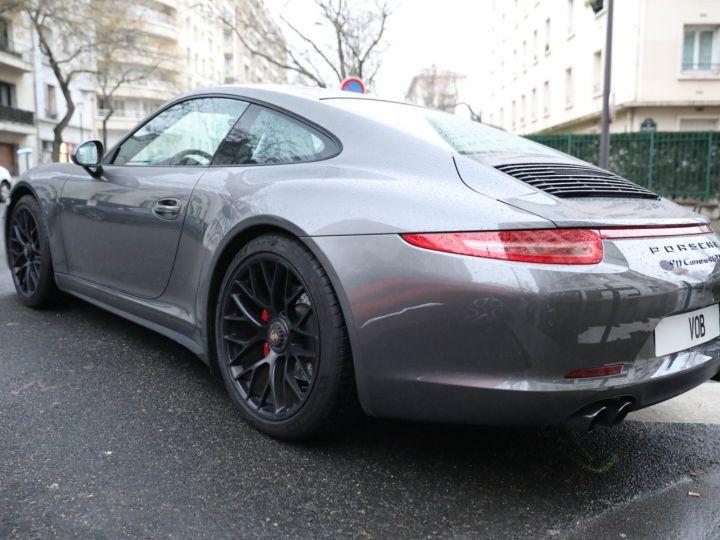 Porsche 991 PORSCHE 991 CARRERA 4 GTS 430CV PDK 27000KMS Gris Quartz - 6
