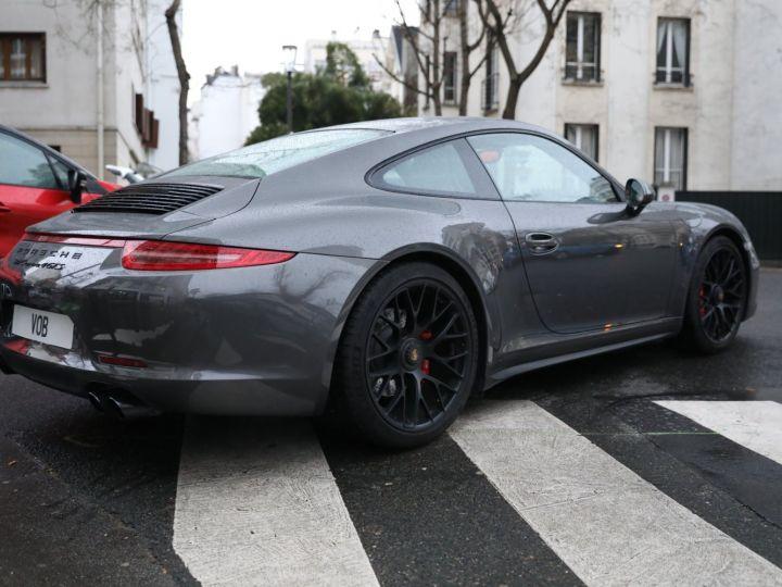 Porsche 991 PORSCHE 991 CARRERA 4 GTS 430CV PDK 27000KMS Gris Quartz - 8