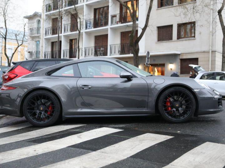 Porsche 991 PORSCHE 991 CARRERA 4 GTS 430CV PDK 27000KMS Gris Quartz - 9