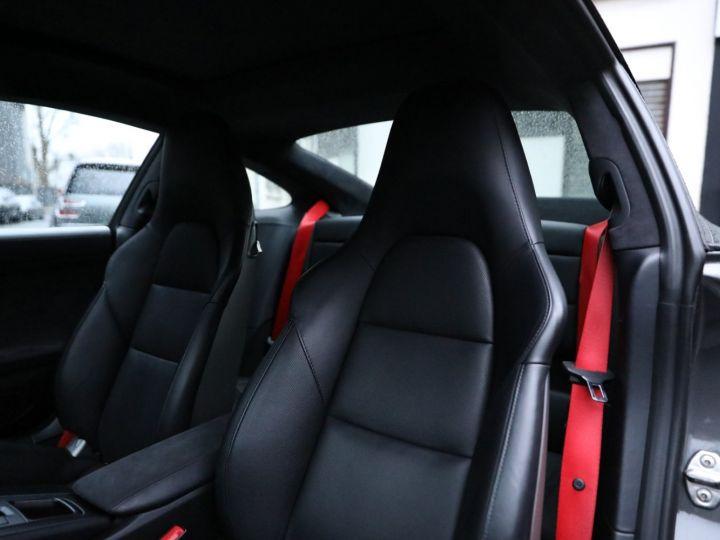 Porsche 991 PORSCHE 991 CARRERA 4 GTS 430CV PDK 27000KMS Gris Quartz - 14