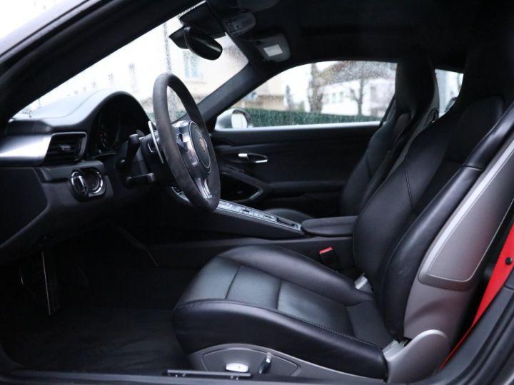 Porsche 991 PORSCHE 991 CARRERA 4 GTS 430CV PDK 27000KMS Gris Quartz - 15