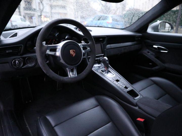 Porsche 991 PORSCHE 991 CARRERA 4 GTS 430CV PDK 27000KMS Gris Quartz - 16