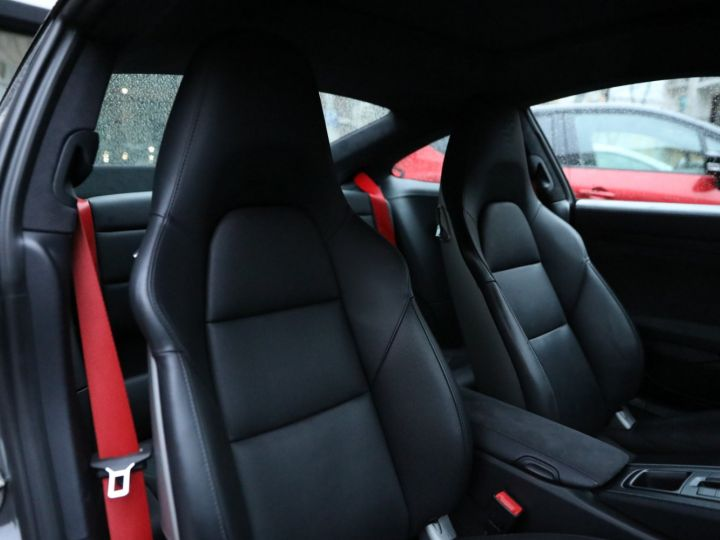 Porsche 991 PORSCHE 991 CARRERA 4 GTS 430CV PDK 27000KMS Gris Quartz - 25