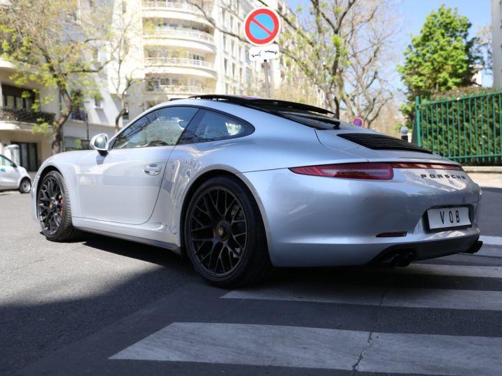 Porsche 991 PORSCHE 991 CARRERA 4 GTS PDK 3.8 430CV / EXCLUSIVE Gris - 4