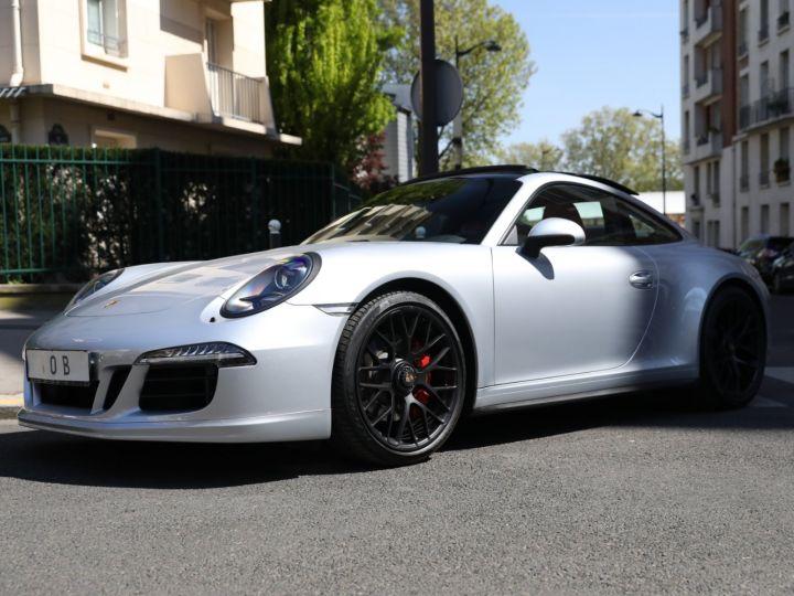 Porsche 991 PORSCHE 991 CARRERA 4 GTS PDK 3.8 430CV / EXCLUSIVE Gris - 1