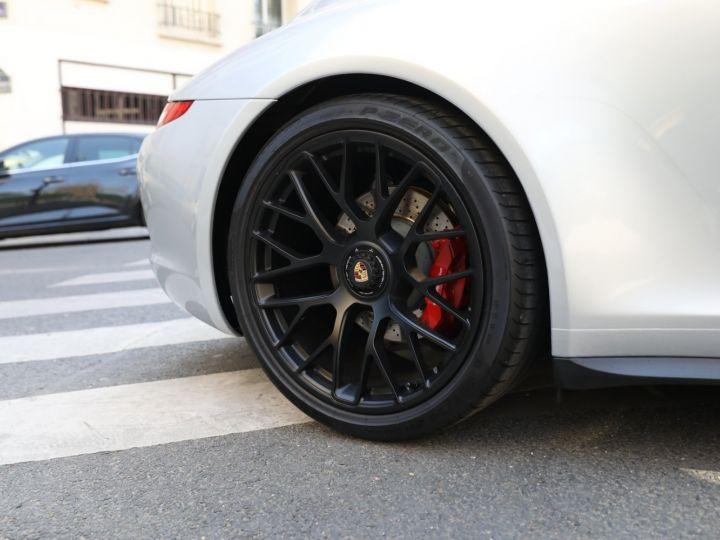 Porsche 991 PORSCHE 991 CARRERA 4 GTS PDK 3.8 430CV / EXCLUSIVE Gris - 12