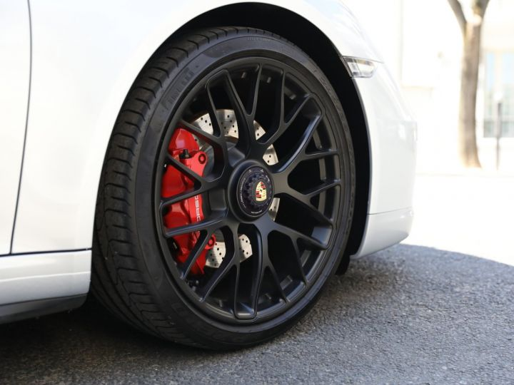 Porsche 991 PORSCHE 991 CARRERA 4 GTS PDK 3.8 430CV / EXCLUSIVE Gris - 13