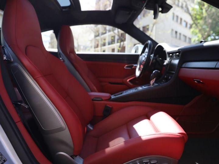 Porsche 991 PORSCHE 991 CARRERA 4 GTS PDK 3.8 430CV / EXCLUSIVE Gris - 24