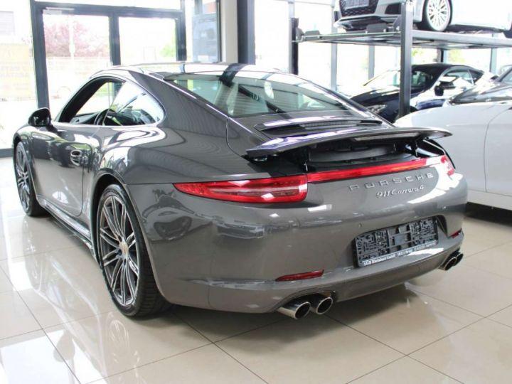 Porsche 991 Porsche 991 CARRERA 4 PDK 350CV/ PASM/CAMERA 360/GARANTIE 12 MOIS Gris  - 2
