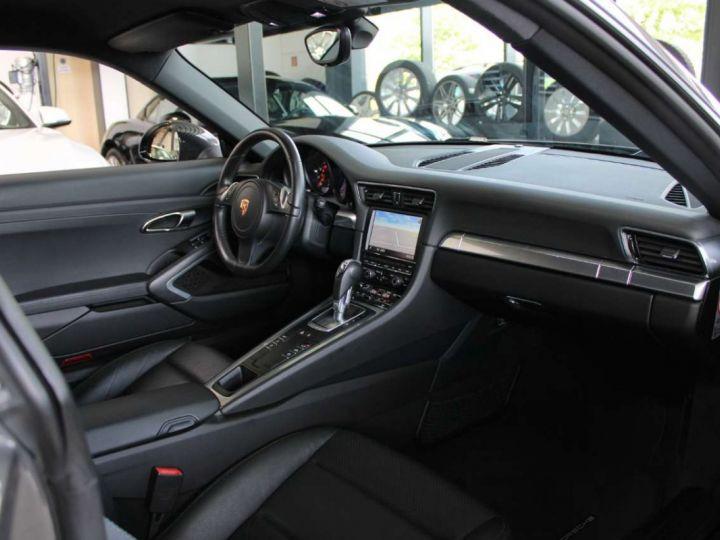 Porsche 991 Porsche 991 CARRERA 4 PDK 350CV/ PASM/CAMERA 360/GARANTIE 12 MOIS Gris  - 4