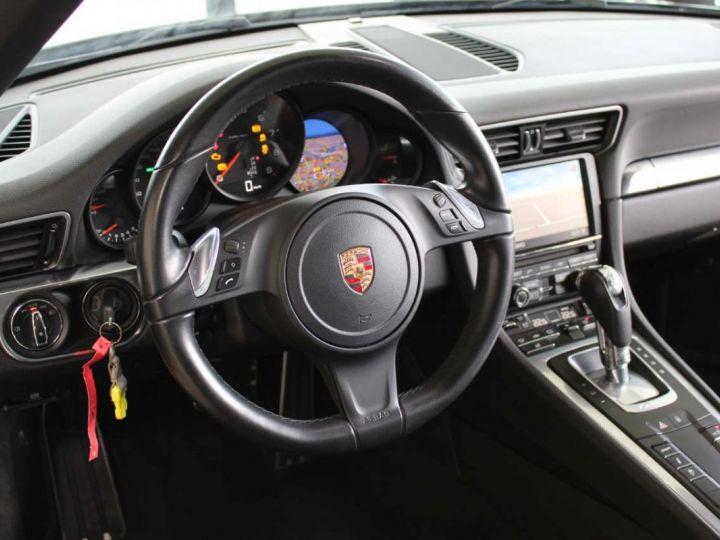 Porsche 991 Porsche 991 CARRERA 4 PDK 350CV/ PASM/CAMERA 360/GARANTIE 12 MOIS Gris  - 5
