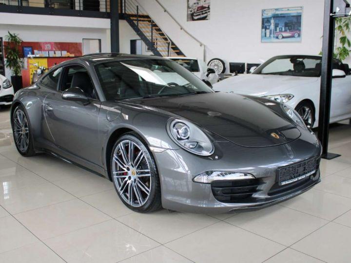 Porsche 991 Porsche 991 CARRERA 4 PDK 350CV/ PASM/CAMERA 360/GARANTIE 12 MOIS Gris  - 6