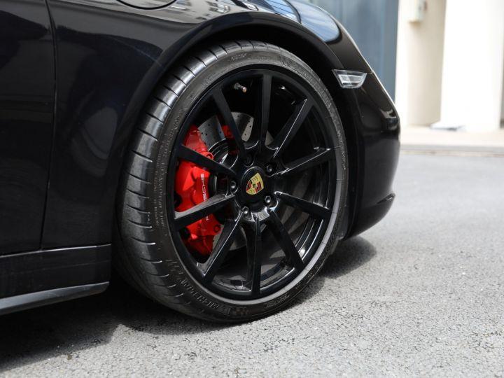 Porsche 991 PORSCHE 991 CARRERA 4S 3.0 420CV /PSE/ CHRONO/ FRANCE / FULL / APPROVED 07:2022 Noir - 11