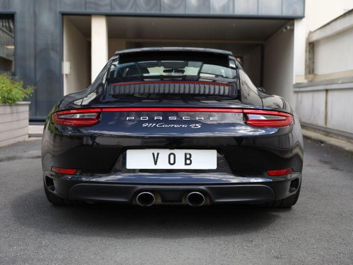 Porsche 991 PORSCHE 991 CARRERA 4S 3.0 420CV /PSE/ CHRONO/ FRANCE / FULL / APPROVED 07:2022 Noir - 4