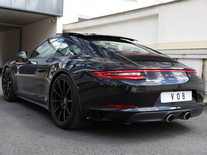 Porsche 991 PORSCHE 991 CARRERA 4S 3.0 420CV /PSE/ CHRONO/ FRANCE / FULL / APPROVED 07:2022 Noir - 5