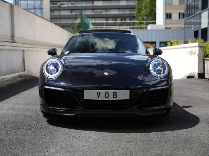 Porsche 991 PORSCHE 991 CARRERA 4S 3.0 420CV /PSE/ CHRONO/ FRANCE / FULL / APPROVED 07:2022 Noir - 8
