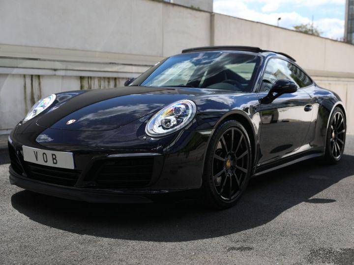 Porsche 991 PORSCHE 991 CARRERA 4S 3.0 420CV /PSE/ CHRONO/ FRANCE / FULL / APPROVED 07:2022 Noir - 9