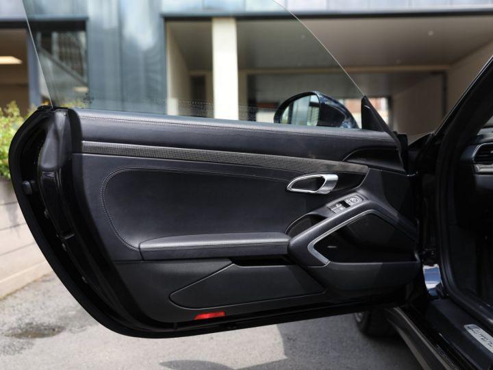 Porsche 991 PORSCHE 991 CARRERA 4S 3.0 420CV /PSE/ CHRONO/ FRANCE / FULL / APPROVED 07:2022 Noir - 14