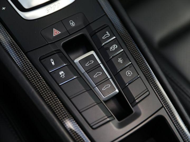 Porsche 991 PORSCHE 991 CARRERA 4S 3.0 420CV /PSE/ CHRONO/ FRANCE / FULL / APPROVED 07:2022 Noir - 21