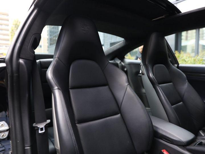 Porsche 991 PORSCHE 991 CARRERA 4S 3.0 420CV /PSE/ CHRONO/ FRANCE / FULL / APPROVED 07:2022 Noir - 27