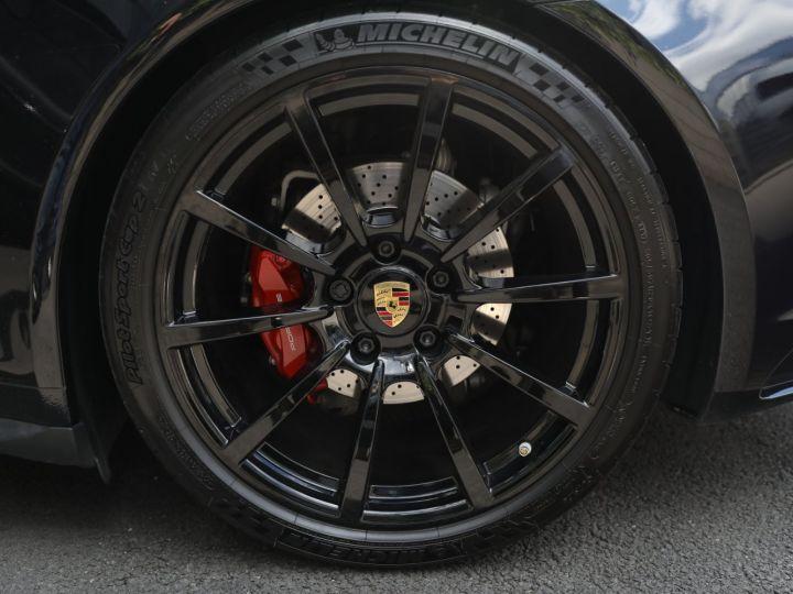 Porsche 991 PORSCHE 991 CARRERA 4S 3.0 420CV /PSE/ CHRONO/ FRANCE / FULL / APPROVED 07:2022 Noir - 38