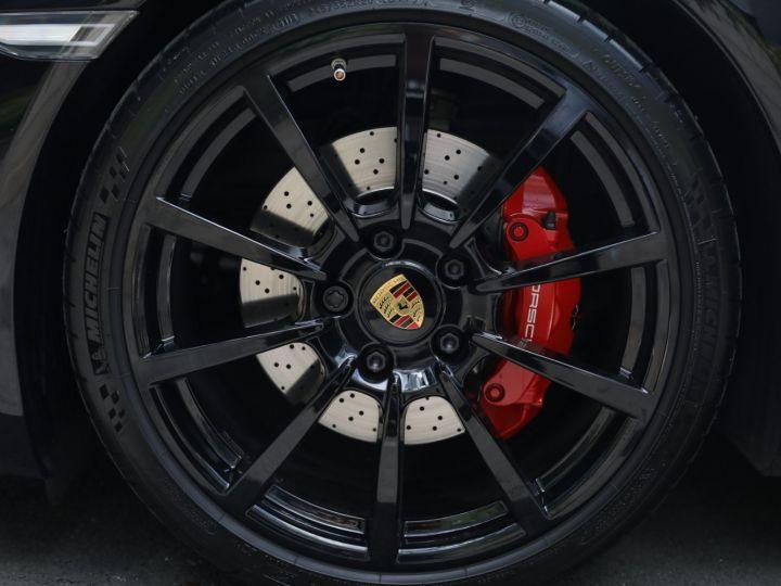 Porsche 991 PORSCHE 991 CARRERA 4S 3.0 420CV /PSE/ CHRONO/ FRANCE / FULL / APPROVED 07:2022 Noir - 39