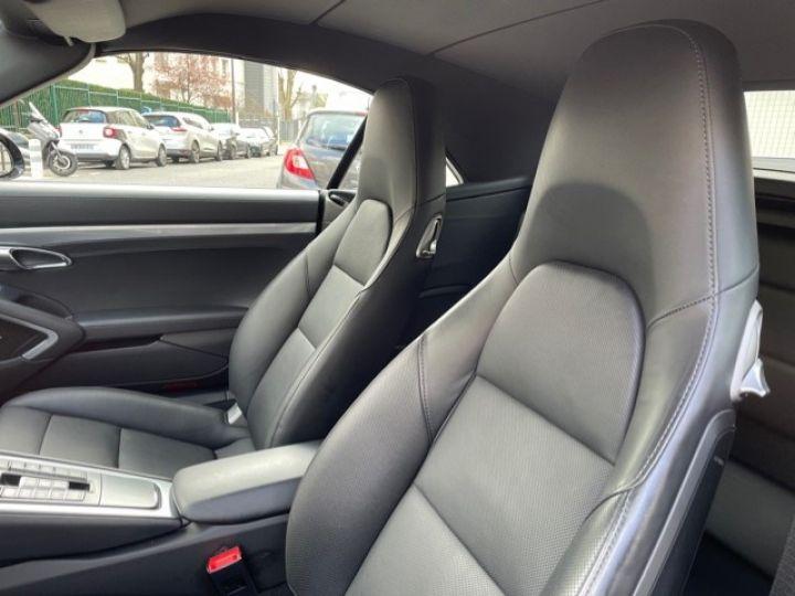 Porsche 991 PORSCHE 991 CARRERA 4S CABRIOLET 48700 KMS/ CHRONO/PSE/VENTILES/ FULL Noir - 19