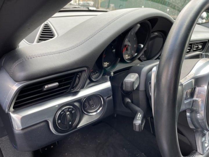 Porsche 991 PORSCHE 991 CARRERA 4S CABRIOLET 48700 KMS/ CHRONO/PSE/VENTILES/ FULL Noir - 20