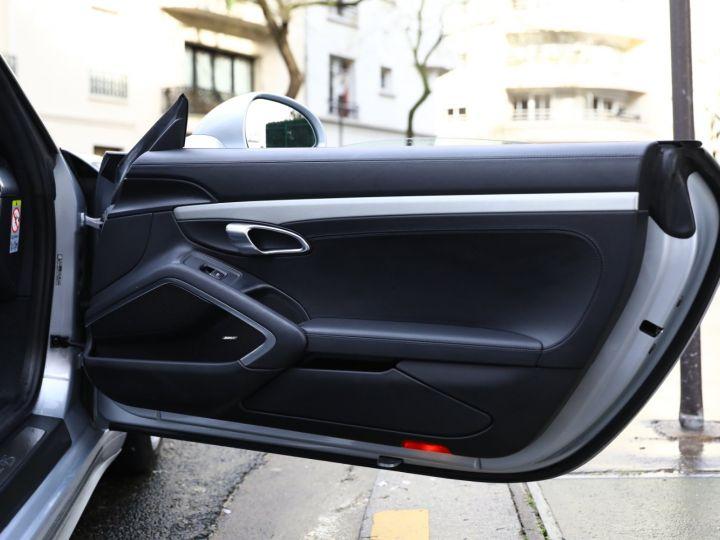 Porsche 991 PORSCHE 991 CARRERA 4S CABRIOLET / APPROVED 10/2022 Argent Rodhium - 29
