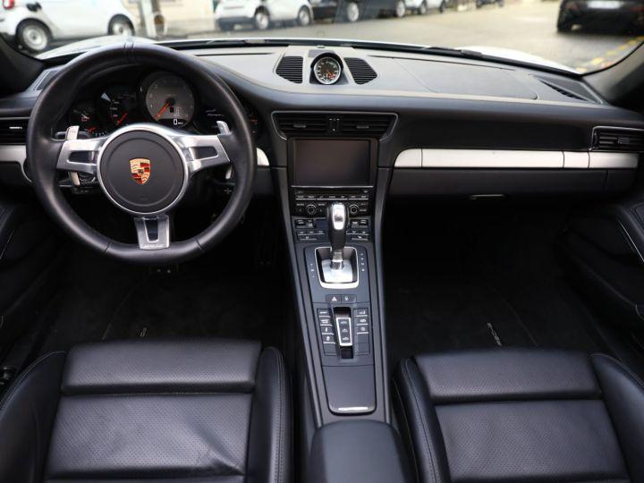 Porsche 991 PORSCHE 991 CARRERA 4S CABRIOLET / APPROVED 10/2022 Argent Rodhium - 30